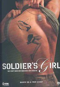 Soldier's Girl - (Region 1 Import DVD)