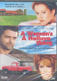 Woman's a Helluva Thing - (Region 1 Import DVD)