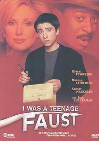 I Was a Teenage Faust - (Region 1 Import DVD)