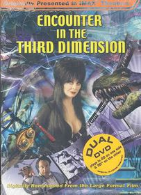 Encounter in the Third Dimension - (Region 1 Import DVD)