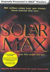 Solarmax - Collector's Edition - (Region 1 Import DVD)
