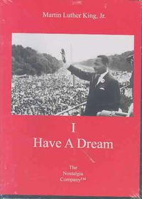 Martin Luther King Jr:I Have a Dream - (Region 1 Import DVD)