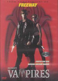Modern Vampires - (Region 1 Import DVD)