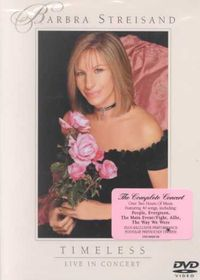 Barbra Streisand - Timeless - Live In Concert (DVD)