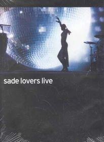 Sade:Lovers Live - (Region 1 Import DVD)