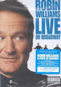 Robin Williams - Live On Broadway 2002 (DVD)