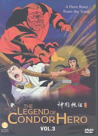 Legend of Condor Hero Vol 3 - (Region 1 Import DVD)
