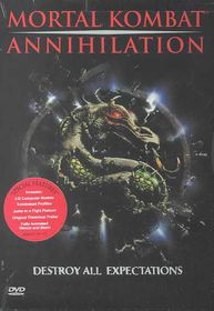 Mortal Kombat:Annihilation - (Region 1 Import DVD)