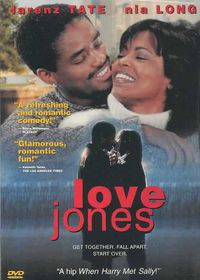 Love Jones - (Region 1 Import DVD)