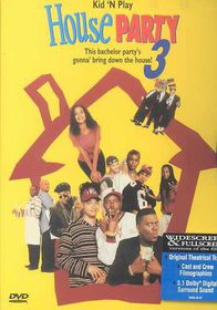 House Party 3 - (Region 1 Import DVD)