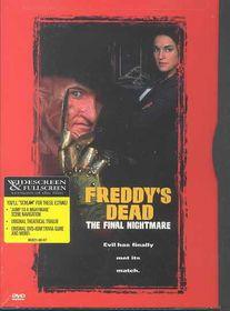 Freddy's Dead:the Final Nightmare - (Region 1 Import DVD)