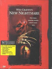 Wes Craven's New Nightmare - (Region 1 Import DVD)