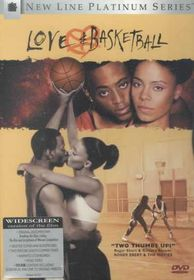 Love & Basketball - (Region 1 Import DVD)