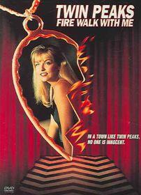 Twin Peaks:Fire Walk with Me - (Region 1 Import DVD)