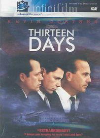 Thirteen Days - (Region 1 Import DVD)