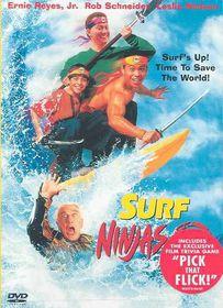 Surf Ninjas - (Region 1 Import DVD)