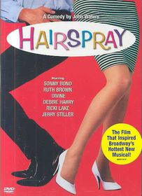 Hairspray - (Region 1 Import DVD)