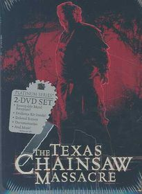 Texas Chainsaw Massacre Se - (Region 1 Import DVD)
