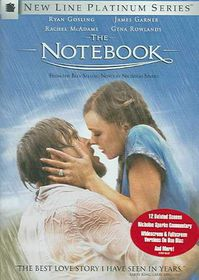 Notebook - (Region 1 Import DVD)
