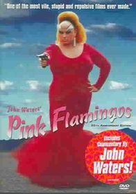 Pink Flamingo:25th Anniversary - (Region 1 Import DVD)