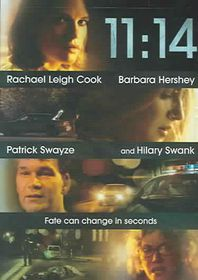 11:14 - (Region 1 Import DVD)