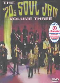 70s Soul Jam Volume Three - (Region 1 Import DVD)