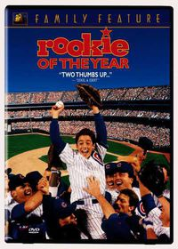 Rookie of the Year - (DVD)