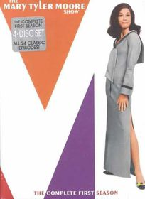 Mary Tyler Moore Season 1 - (Region 1 Import DVD)