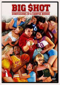 Big Shot: Confessions of a Campus Bookie - (Region 1 Import DVD)