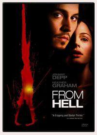 From Hell - (Region 1 Import DVD)