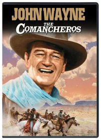Comancheros - (Region 1 Import DVD)