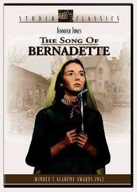 Song of Bernadette - (Region 1 Import DVD)