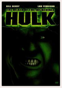 Death of the Incredible Hulk - (Region 1 Import DVD)