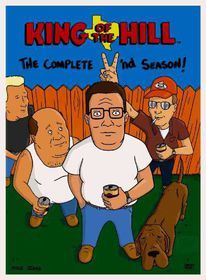 King of the Hill Season 2 - (Region 1 Import DVD)
