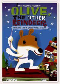 Olive the Other Reindeer - (Region 1 Import DVD)