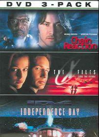 Sci Fi Pack - (Region 1 Import DVD)