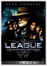 League of Extraordinary Gentlemen - (Region 1 Import DVD)