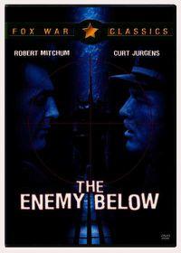 Enemy Below - (Region 1 Import DVD)