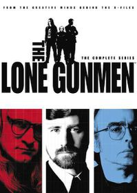 Lone Gunman:Complete Series - (Region 1 Import DVD)