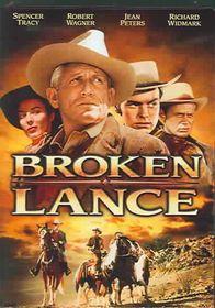 Broken Lance - (Region 1 Import DVD)
