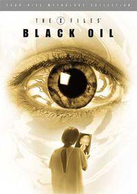 X Files Mythology Vol 2:Black Oil - (Region 1 Import DVD)