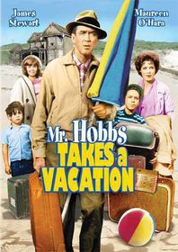 Mr. Hobbs Takes a Vacation - (Region 1 Import DVD)