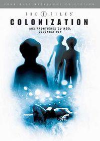 X Files Mythology:Colonization Vol 3 - (Region 1 Import DVD)