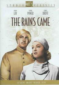 Rains Came - (Region 1 Import DVD)