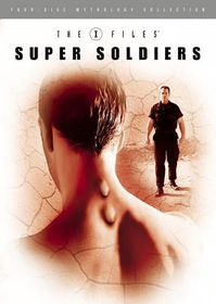 X-Files Mythology - Vol. 4: Super Soldiers - (Region 1 Import DVD)
