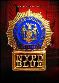 NYPD Blue - Season 3 (Region 1 Import DVD)