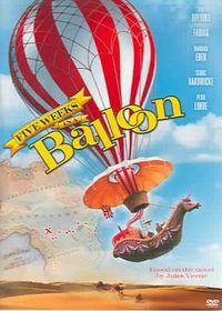 Five Weeks in a Balloon - (Region 1 Import DVD)