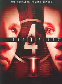 X Files Season 4 - (Region 1 Import DVD)
