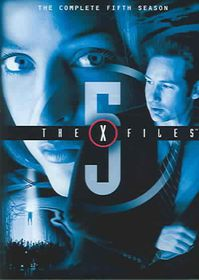 X Files Season 5 - (Region 1 Import DVD)