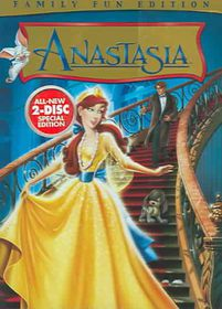 Anastasia Family Fun Edition - (Region 1 Import DVD)